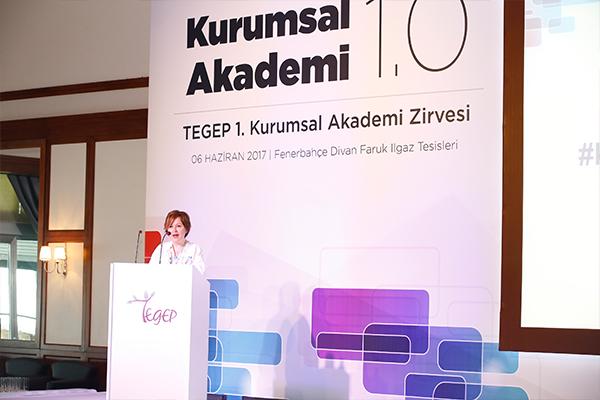 TEGEP Yönetim Kurulu Başkanı, Arzu Sarıkayalar Sadaghiani