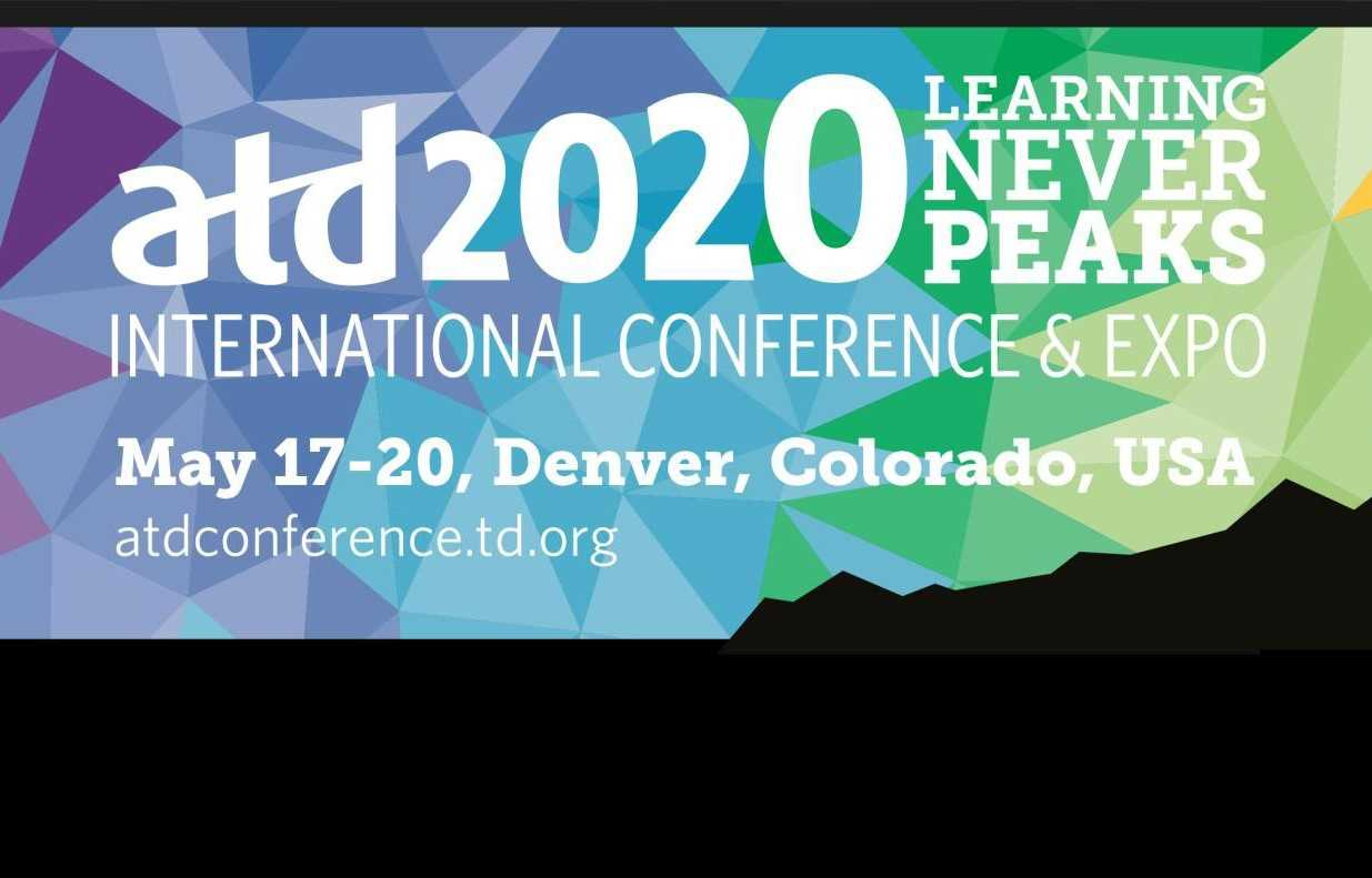 ATD 2020 International Conference & Exposition İptal Edildi